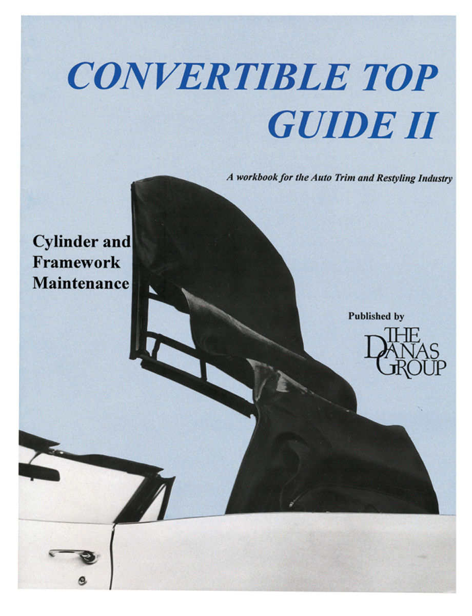 Photo of Convertible Top Guide II