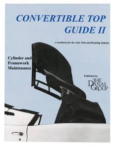 1962-73 GTO Convertible Top Guide II