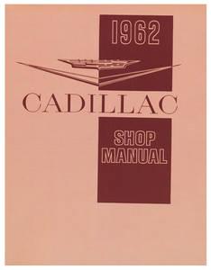 1962 Cadillac Chassis & Shop Service Manual