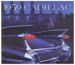 1959-1959 Cadillac Sales Brochure (16 Pages)