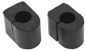 1954-60 Cadillac Sway Bar Bushings (Rubber), by Kanter