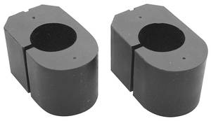 1967-75 Riviera Sway Bar Bushings (Rubber) 1""