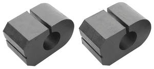 1967-1976 Riviera Sway Bar Bushings (Rubber) 15/16""