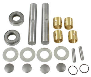 1954-56 Cadillac King Pin & Bushing Kit (Requires One), by Kanter