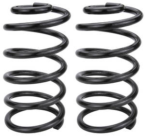 1971 Cadillac Coil Springs (Stock Height) Rear (Eldorado Convertible)