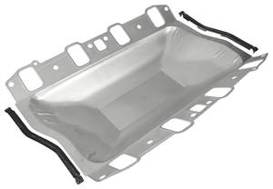 1968-1976 Cadillac Intake Manifold Gaskets (472/500, Except Seville or Fuel Injected)