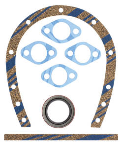 1956-1962 Cadillac Timing Chain Cover Gaskets (365/390 with Steel Seal - After Engine #103793)