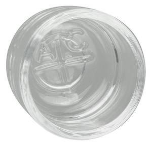 """1954-1965 Cadillac Fuel Filter Glass Bowl (Fuel Pump Mount - 2-3/16"""" Diameter)"""