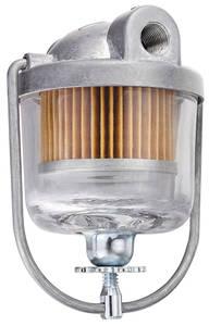 1954-67 Eldorado Fuel Filter Assembly w/o AC