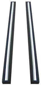 1973 Bumper Impact Strips - Eldorado (Front Vertical)