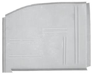 1954-56 Eldorado Floor Pans, Steel Front