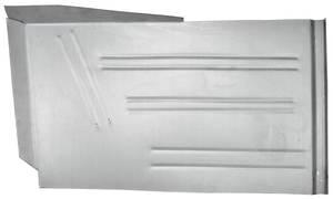 1959-1960 Eldorado Floor Pans, Steel Front