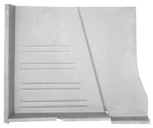 1961-64 Eldorado Floor Pans, Steel Front