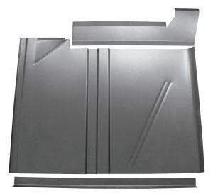 1971-76 Cadillac Floor Pans, Steel Rear (Eldorado)