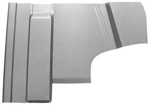1957-1958 Cadillac Floor Pan, Under Seat (Steel) - Front