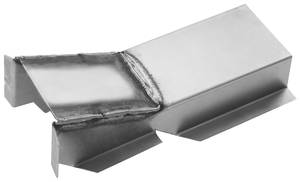 1957-1958 Cadillac Floor Pan Brace (Steel) - Rear Seat