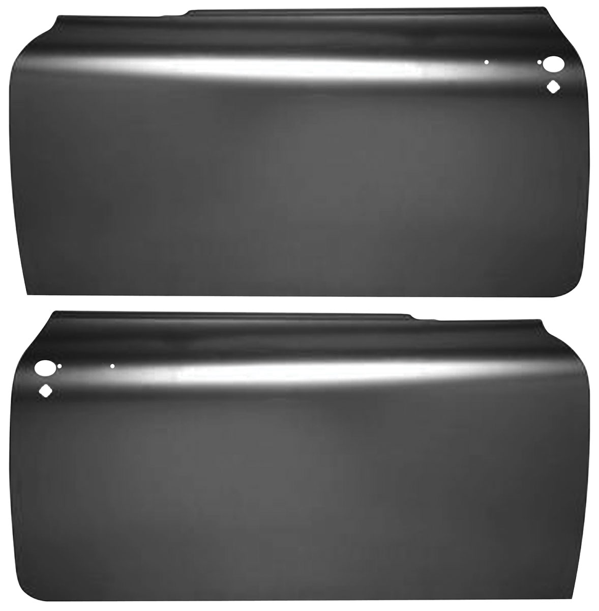 Photo of Door Skins, 1959-1960 (2-Door Coupe & Convertible)