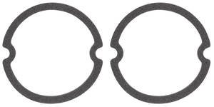 1957-1957 Cadillac Lamp Seals - Tail Lamp (Except Eldorado Brougham & Biarritz), by Steele Rubber Products