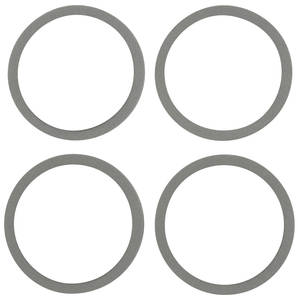 1959-1959 Cadillac Lamp Seals - Tail Lamp (Except Brougham) Four-Piece