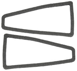 1965-1965 Cadillac Lamp Seals - Tail Lamp (In Fin) (Series 75)