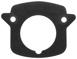 1969-1969 Cadillac Trunk Lock Gasket (Except Eldorado), by Steele Rubber Products