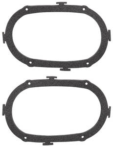 1959-1959 Cadillac Lamp Seals - Fog Lamp