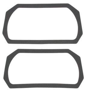 1956 Cadillac Lamp Seals - Park Lamp (Except Eldorado, with Fog Lamps), by Steele Rubber Products