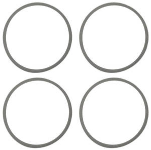 1960-1960 Cadillac Lamp Seals - Tail Lamp and Back-Up Lamp (Four-Piece)