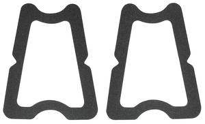 1954-1955 Cadillac Lamp Seals - License Lamp, Rear (Except Commercial Chassis), by Steele Rubber Products