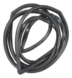 1963-1964 Cadillac Windshield Weatherstrip Seal - 2-Door Hardtop (Series 62 & Coupe DeVille)