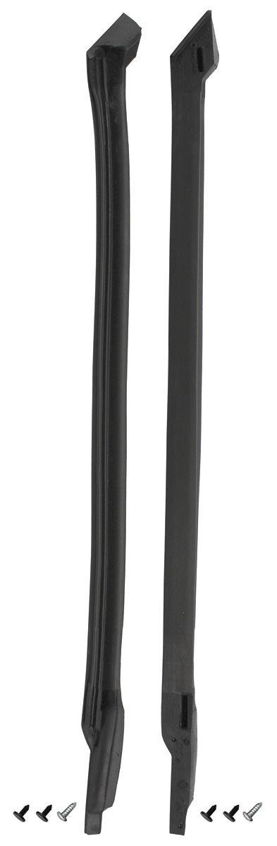 Photo of Pillar Post Weatherstrips, Convertible Bonneville/Catalina