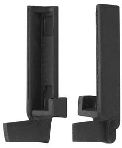 1954-56 Cadillac Hinge Pillar To Roof Rail Seals, by Steele Rubber Products