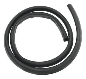 1963-1964 Cadillac Hood To Cowl Seal (Coupe DeVille) (Side Seals), by Steele Rubber Products