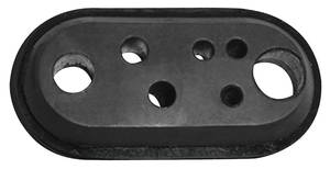 1955-56 Cadillac Firewall Through Grommet (Air Conditioning Lines), by Steele Rubber Products