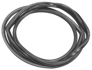 1961-64 Cadillac Back Window Weatherstrip - 4-Door (Series 60 Special Fleetwood)