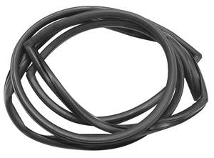 1962-1962 Cadillac Back Window Weatherstrip - 2-Door Hardtop (Series 62 & Coupe DeVille), by Steele Rubber Products