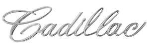 Cadillac Grille Emblem, 1965