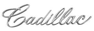 Cadillac Grille Emblem, 1967