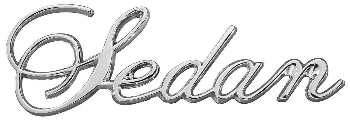 eldorado fender emblem  1971