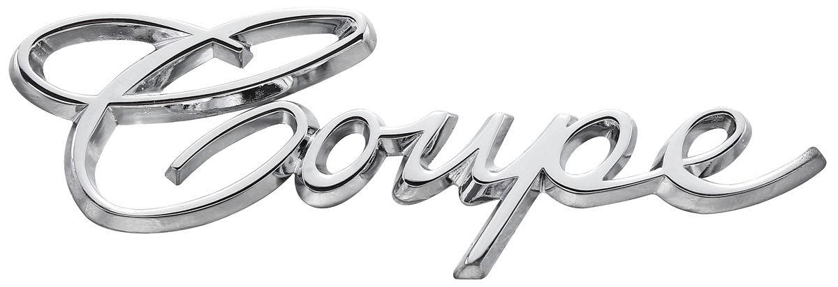 restoparts cadillac quarter panel emblem  1965