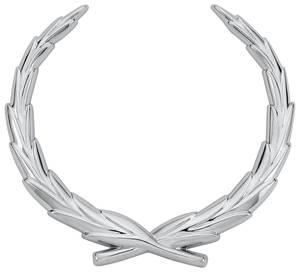 1973-1975 Cadillac Hub Cap Emblem (Wreath) Fleetwood