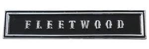 """Cadillac Dash Emblem, 1966 """"Fleetwood"""""""