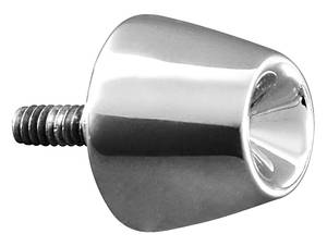 Eldorado Fog Lamp Lens Ornament, 1961