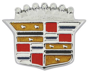 1968-70 Cadillac Steering Wheel Emblem (Crest)
