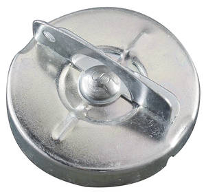 1954-1958 Cadillac Fuel Tank Filler Cap - Perimeter-Style (Non-Vented), by GM