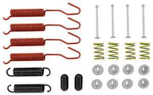 1954-1959 Cadillac Brake Hardware Kit (Drum) - Front or Rear, by Kanter