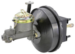 1959-60 Cadillac Brake Booster & Master Cylinder (Power) Drum