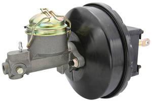 1961 Cadillac Brake Booster & Master Cylinder (Power) Drum
