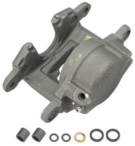 1971-76 DeVille Brake Calipers (Disc) Front (Exc. Eldorado and Seville)
