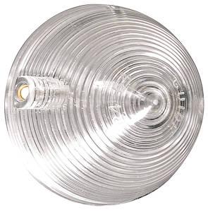 Eldorado Back-Up Lamp Lens, 1955-56